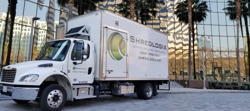 Mobile Shredding Truck