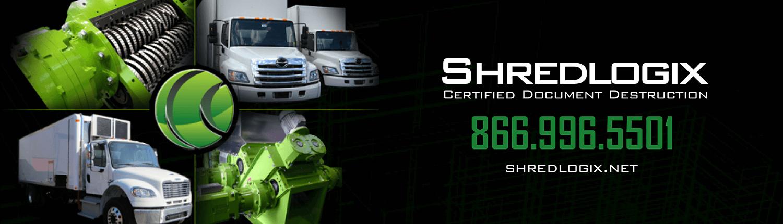 Shredlogix, Inc. Contact Banner