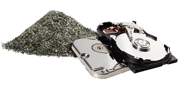 Hard-Drive Shredding